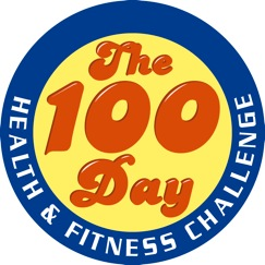 100 day challenge preferred logo